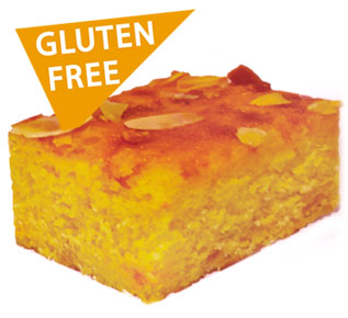All products in Kookabrotha's Gluten Free Tray Cakes & Desserts range...