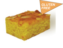 light, moist orange and almond cake, flavoured with orange zest and ...