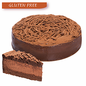 Murray Mousse & Mud Cake - Gluten Free